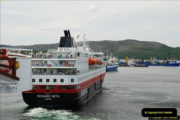 2013-06-22 Kirkenes and the Russian Border, Norway.  (4)004