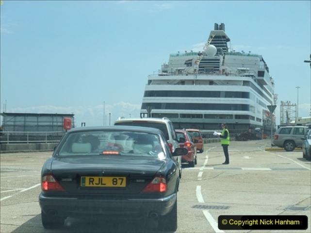 2012-05-13 Norway Cruise. Dover & North Sea.  (1)001