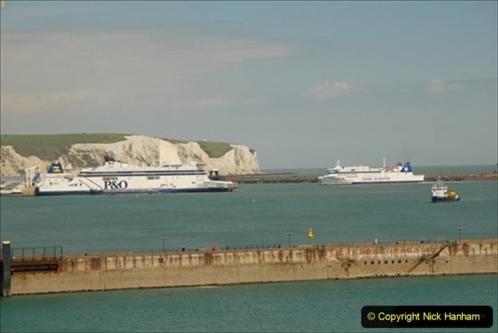 2012-05-13 Norway Cruise. Dover & North Sea.  (44)044