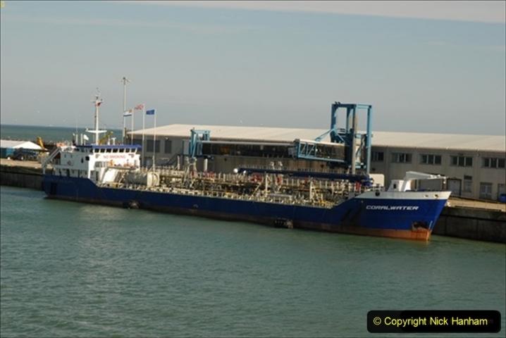 2012-05-13 Norway Cruise. Dover & North Sea.  (50)050