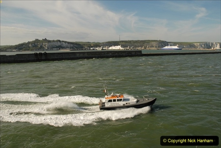 2012-05-13 Norway Cruise. Dover & North Sea.  (55)055
