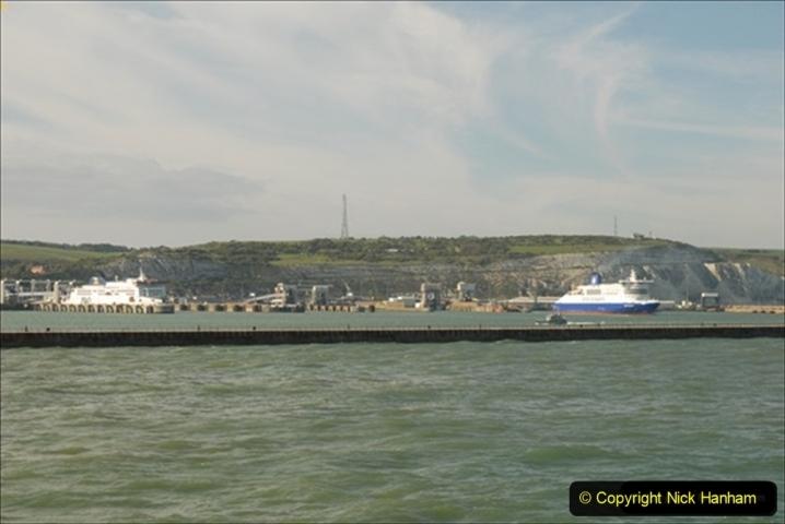 2012-05-13 Norway Cruise. Dover & North Sea.  (56)056