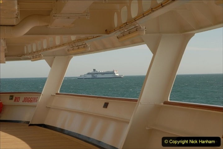 2012-05-13 Norway Cruise. Dover & North Sea.  (68)068