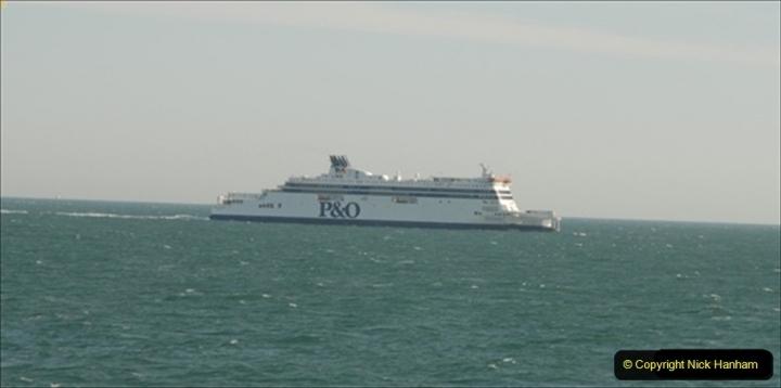 2012-05-13 Norway Cruise. Dover & North Sea.  (69)069