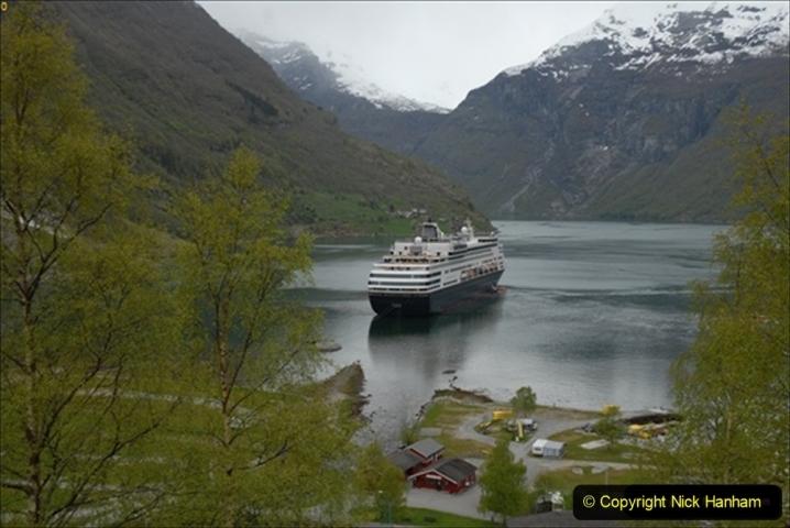 2012-05-16 Norway Cruise. Geirangerfjord.  (107)413