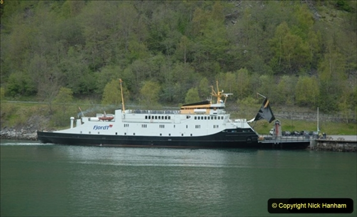 2012-05-16 Norway Cruise. Geirangerfjord.  (113)419