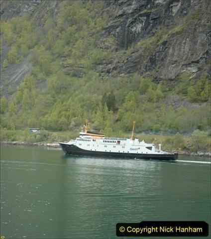 2012-05-16 Norway Cruise. Geirangerfjord.  (116)422