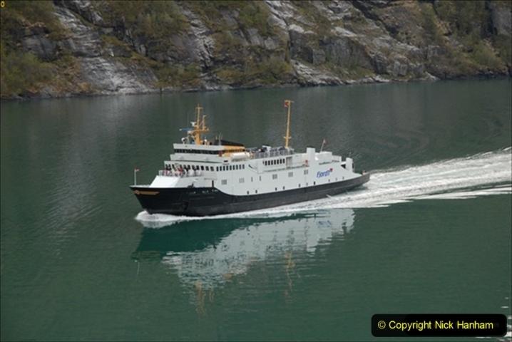2012-05-16 Norway Cruise. Geirangerfjord.  (126)432