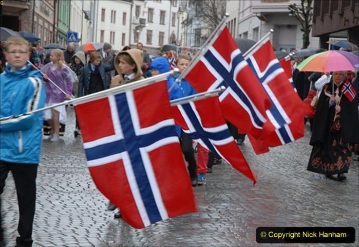 2012-05-17 Norway Cruise. Alesund on Norway Constitution Day.  (10)447