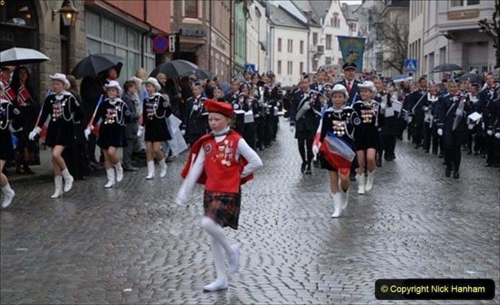 2012-05-17 Norway Cruise. Alesund on Norway Constitution Day.  (15)452