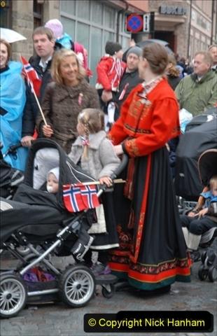2012-05-17 Norway Cruise. Alesund on Norway Constitution Day.  (22)459