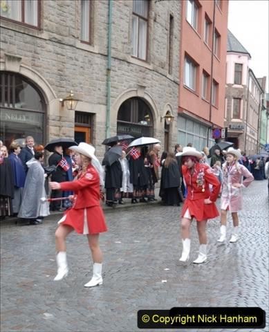 2012-05-17 Norway Cruise. Alesund on Norway Constitution Day.  (24)461