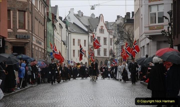 2012-05-17 Norway Cruise. Alesund on Norway Constitution Day.  (3)440