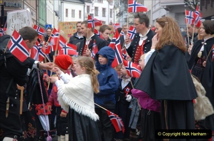2012-05-17 Norway Cruise. Alesund on Norway Constitution Day.  (34)471