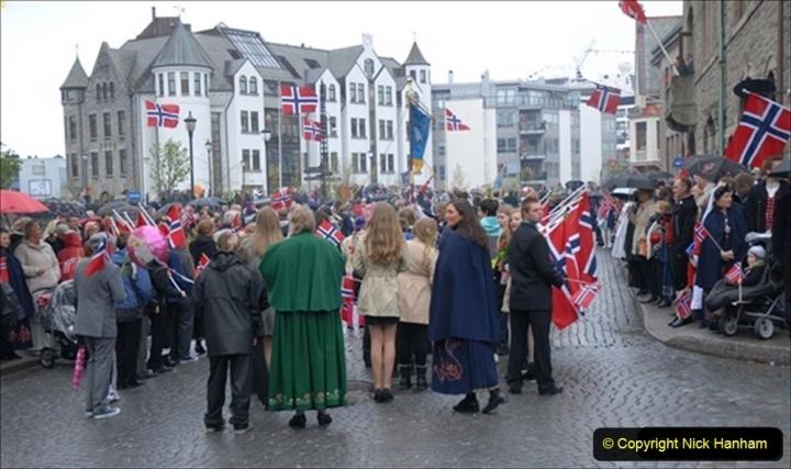 2012-05-17 Norway Cruise. Alesund on Norway Constitution Day.  (35)472