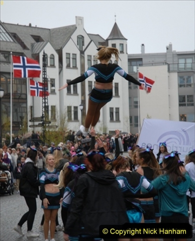 2012-05-17 Norway Cruise. Alesund on Norway Constitution Day.  (41)478