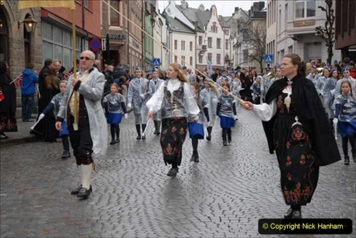 2012-05-17 Norway Cruise. Alesund on Norway Constitution Day.  (42)479