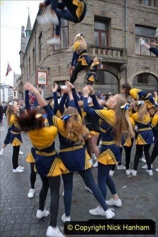 2012-05-17 Norway Cruise. Alesund on Norway Constitution Day.  (47)484