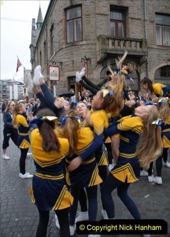 2012-05-17 Norway Cruise. Alesund on Norway Constitution Day.  (48)485