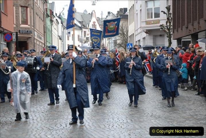 2012-05-17 Norway Cruise. Alesund on Norway Constitution Day.  (49)486