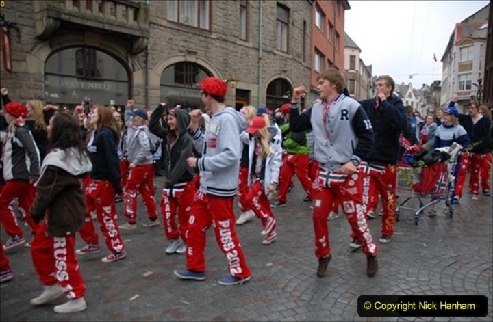 2012-05-17 Norway Cruise. Alesund on Norway Constitution Day.  (55)492