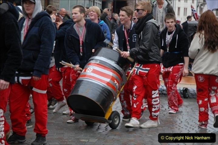 2012-05-17 Norway Cruise. Alesund on Norway Constitution Day.  (57)494