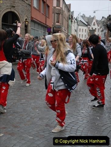 2012-05-17 Norway Cruise. Alesund on Norway Constitution Day.  (63)500
