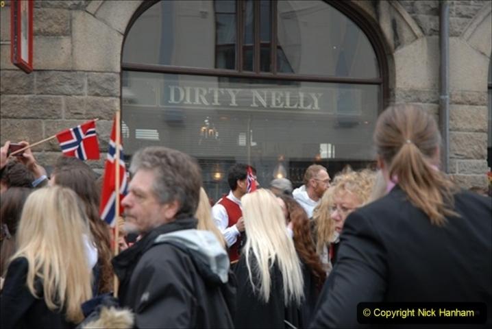 2012-05-17 Norway Cruise. Alesund on Norway Constitution Day.  (68)505