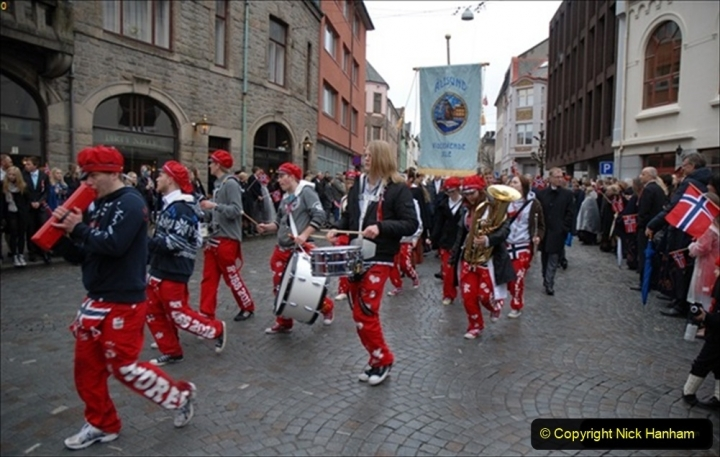 2012-05-17 Norway Cruise. Alesund on Norway Constitution Day.  (71)508