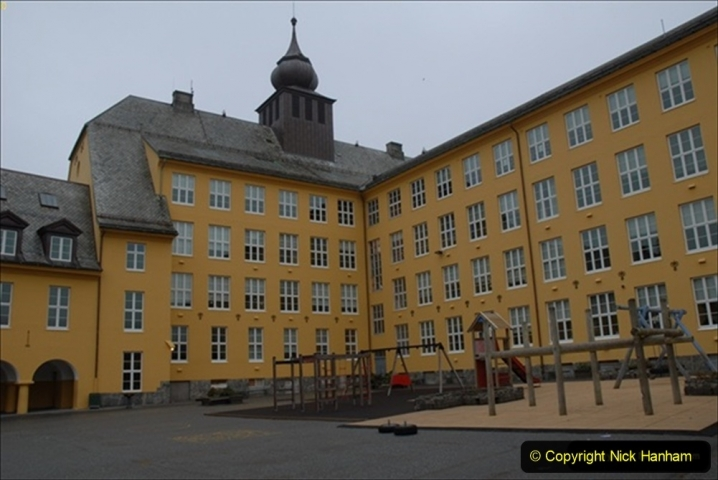 2012-05-17 Norway Cruise. Alesund on Norway Constitution Day.  (80)517