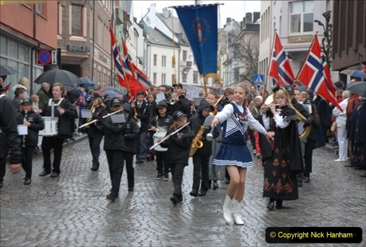2012-05-17 Norway Cruise. Alesund on Norway Constitution Day.  (8)445