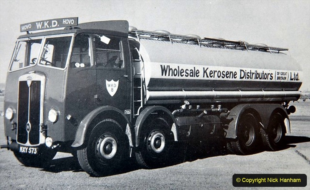 Old Lorries 1950s and 1960s