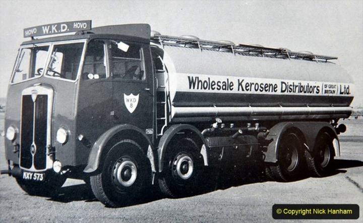 1950s & 1960s Miscellaneous Lorries. (2) 001