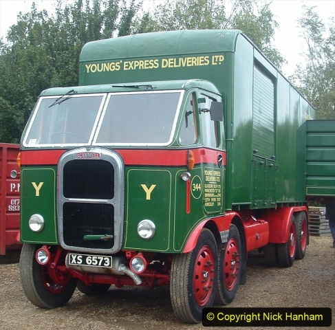 1950s & 1960s Miscellaneous Lorries. (3) 001