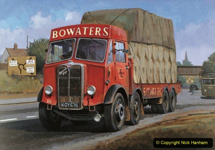 1950s & 1960s Miscellaneous Lorries. (5) 001