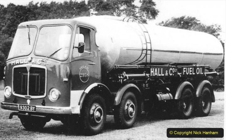1950s & 1960s Miscellaneous Lorries. (7) 001