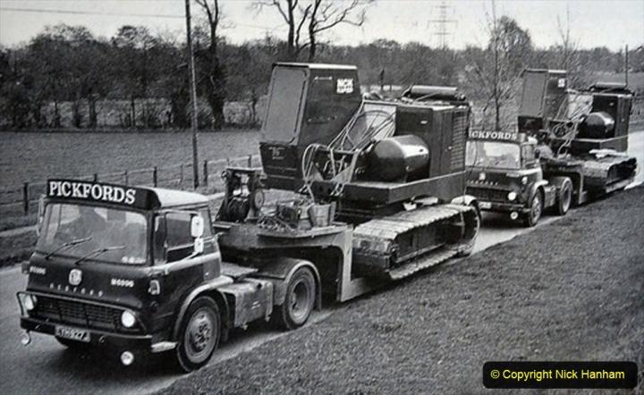 1950s & 1960s Miscellaneous Lorries. (8) 001