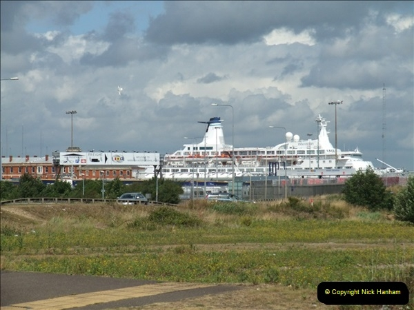 2009-07-06-07 Harwich, Essex & The North Sea.  (1)001
