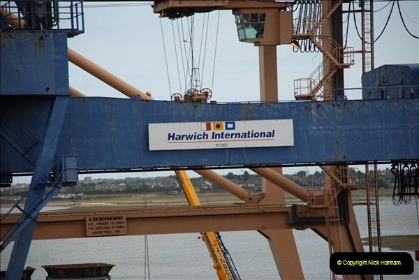 2009-07-06-07 Harwich, Essex & The North Sea.  (31)031