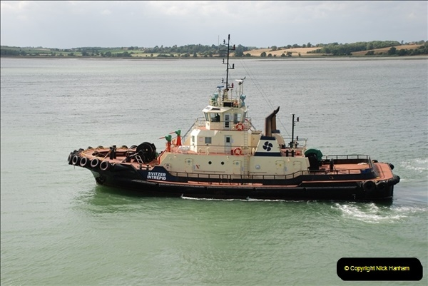 2009-07-06-07 Harwich, Essex & The North Sea.  (52)052