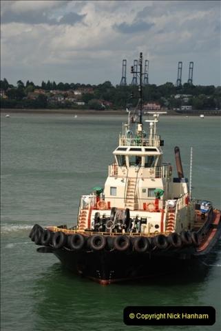 2009-07-06-07 Harwich, Essex & The North Sea.  (53)053