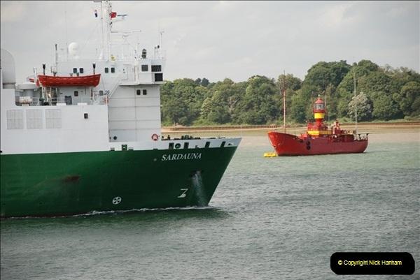 2009-07-06-07 Harwich, Essex & The North Sea.  (55)055