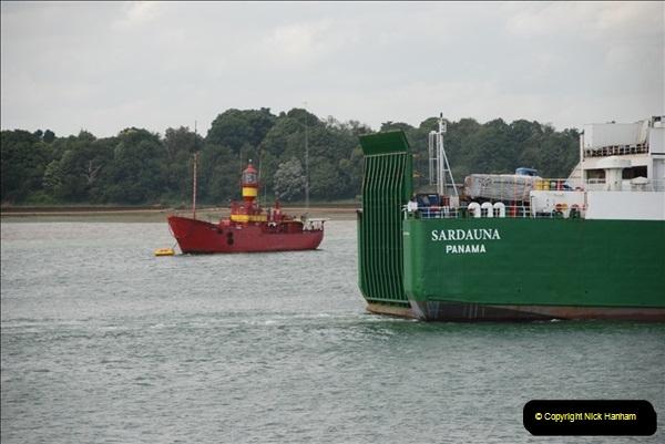 2009-07-06-07 Harwich, Essex & The North Sea.  (57)057