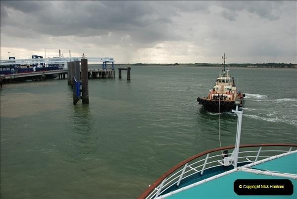 2009-07-06-07 Harwich, Essex & The North Sea.  (65)065