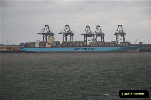 2009-07-06-07 Harwich, Essex & The North Sea.  (67)067