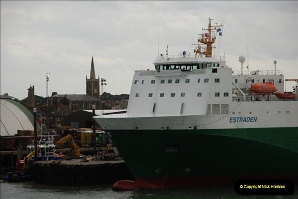 2009-07-06-07 Harwich, Essex & The North Sea.  (70)070