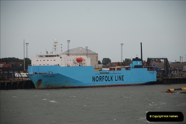 2009-07-06-07 Harwich, Essex & The North Sea.  (75)075