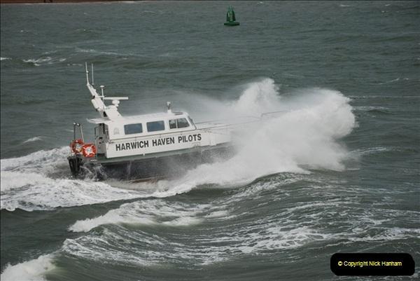 2009-07-06-07 Harwich, Essex & The North Sea.  (81)081