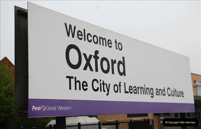 Oxford Rail 16 April 2019