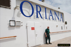 2019 June 28 to 05 July P&O MV Oriana France, Spain and Guernsey. (29) A look around the ship. 029